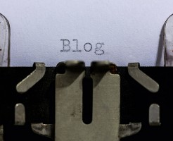 writing blog