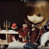 writing doll